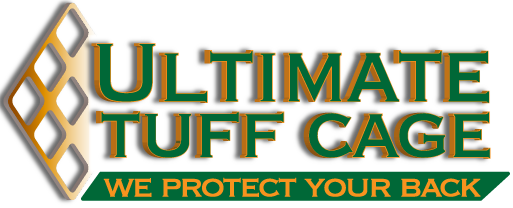 Ultimate Tuff Cage - The Ultimate in Backflow protection security